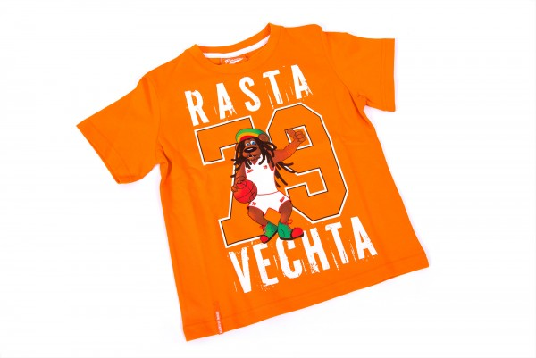 T-Shirt Kids Bob (orange)