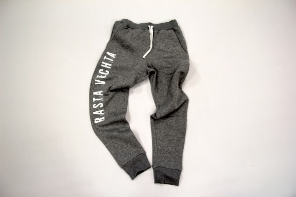 Long Pants Sweat grau